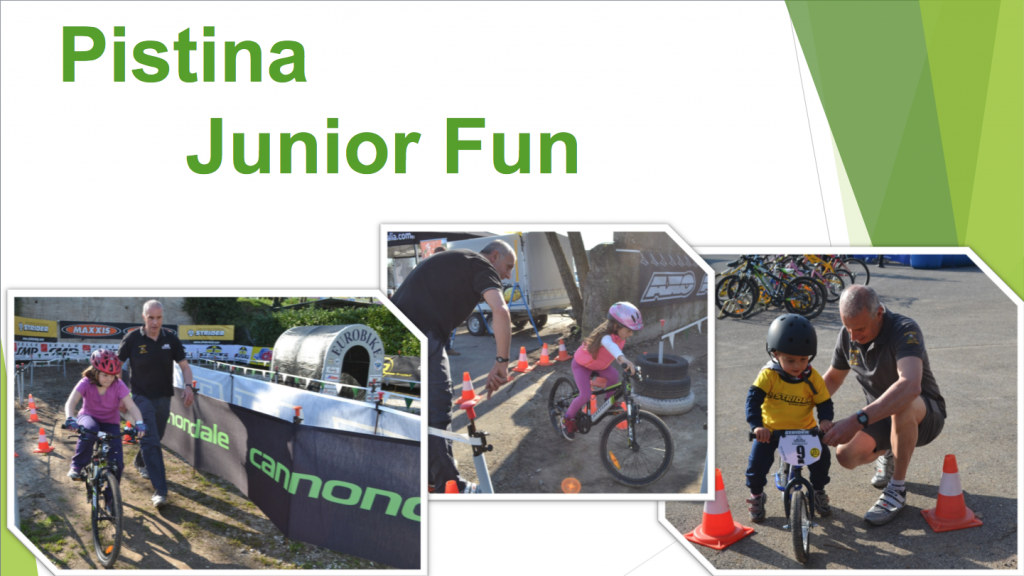 Pistina junior fun