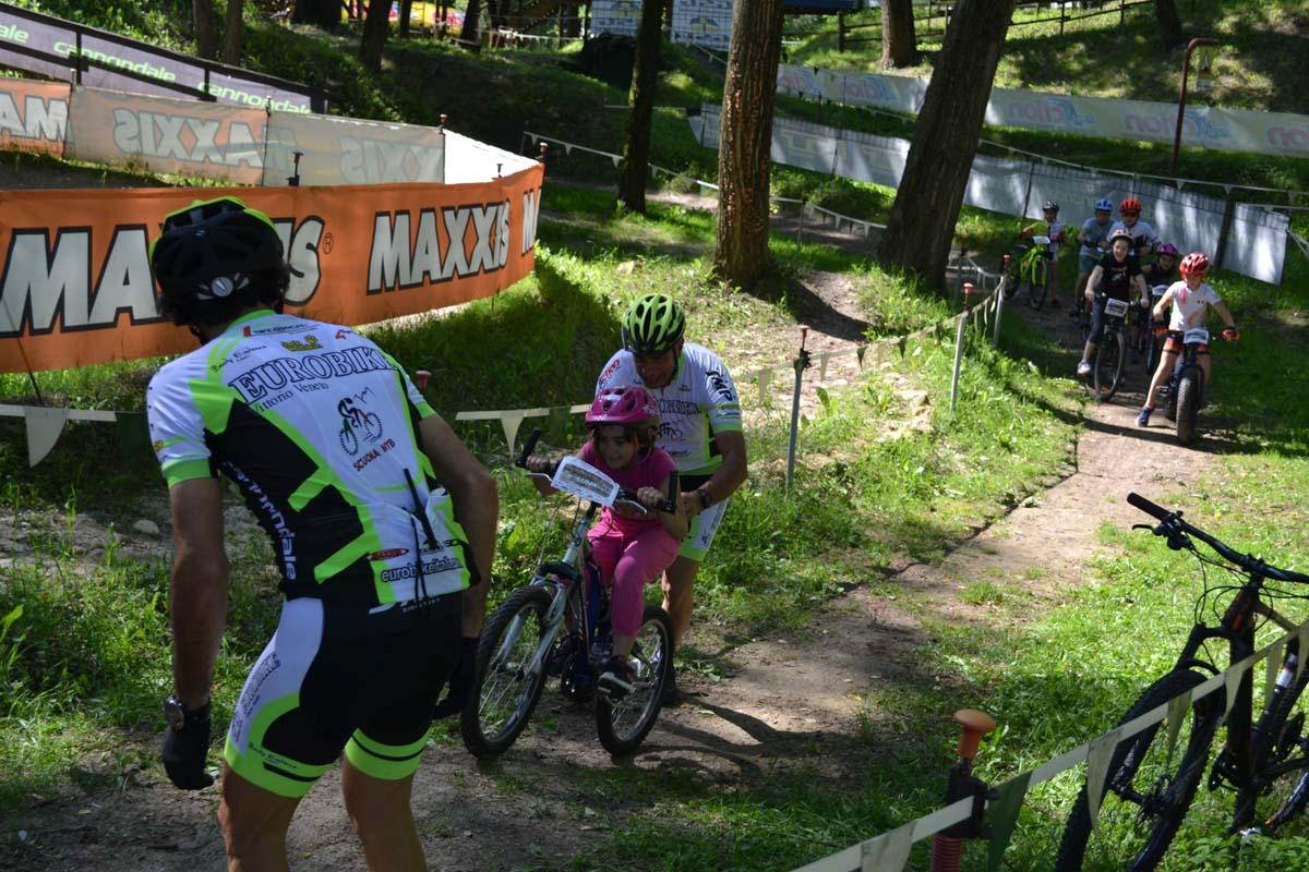 JUNIOR CAMP MTB presso Pista BIKE OFF ROAD 18.06.2016