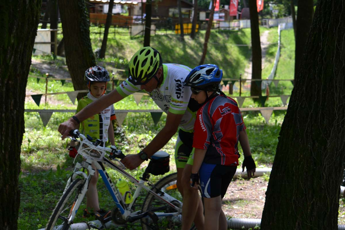 JUNIOR CAMP MTB presso Pista BIKE OFF ROAD 18.06.2016