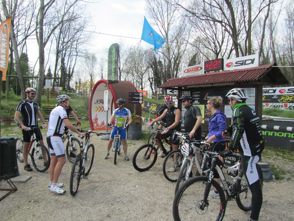 Pista Bike off road 13.04.2013 - Scuola adulti