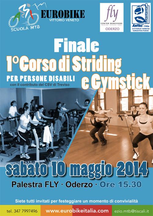Finale Striding Nuova Per Paolo
