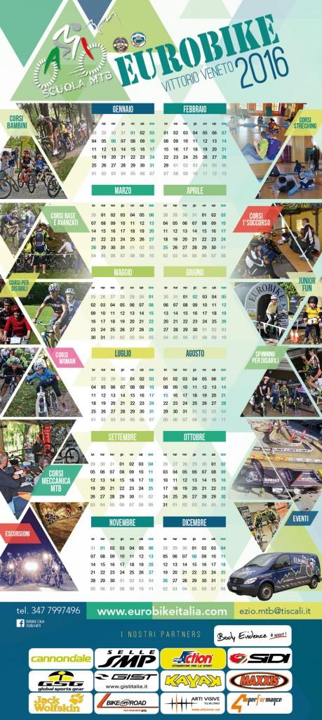 Calendario EUROBIKE 2016