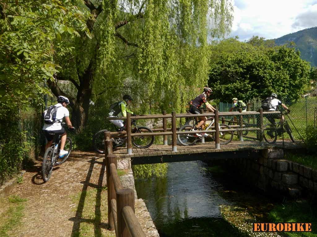 5 maggio 2016: sul Ponte di Bassano con Domenico