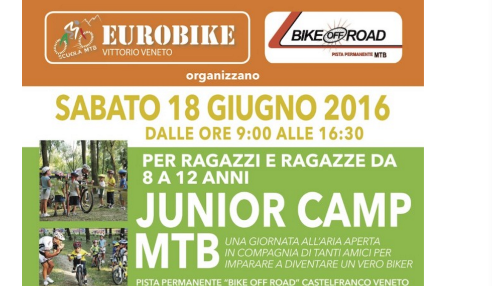 18-6-2016-Junior Camp MTB