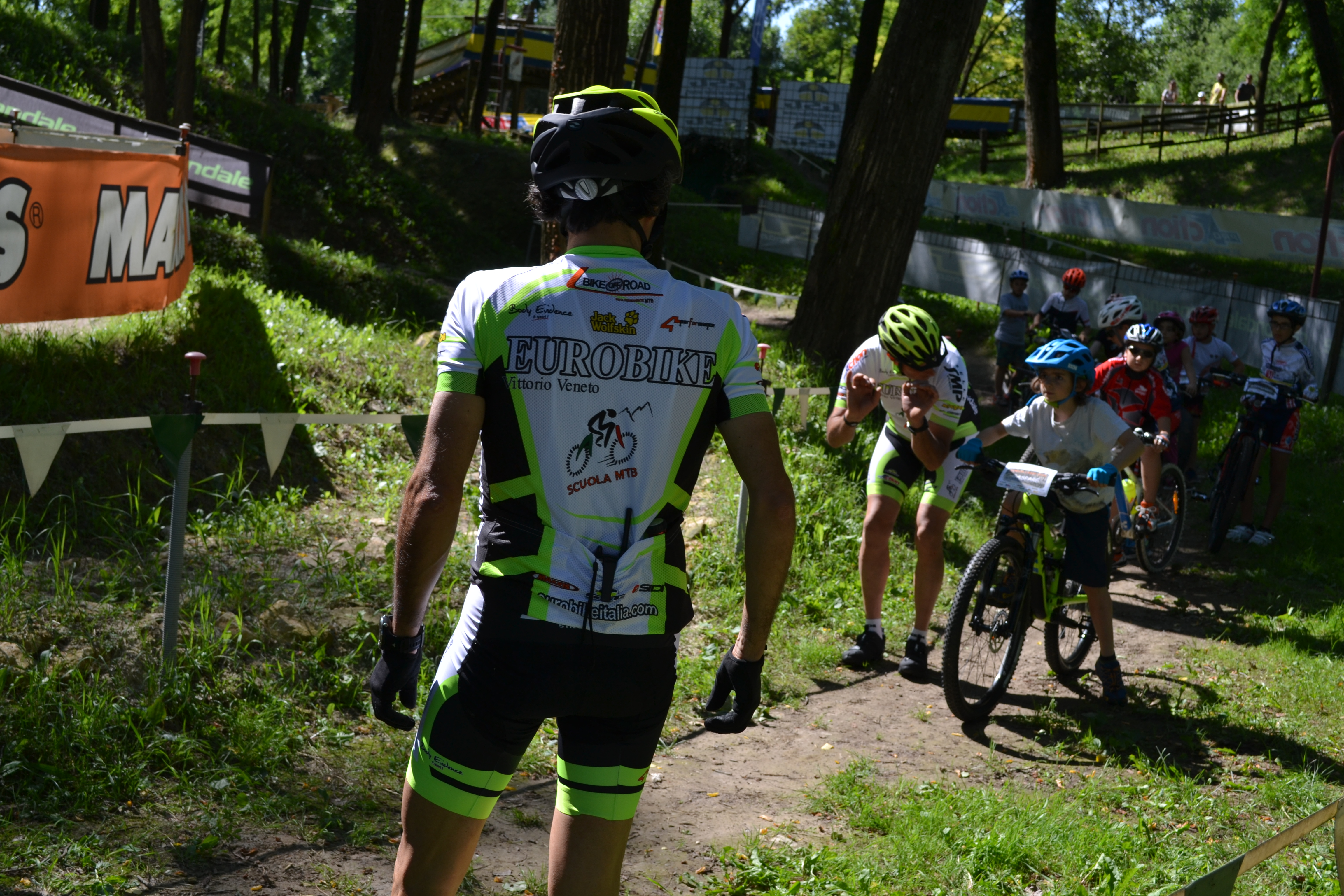 JUNIOR CAMP MTB 18.06.2016