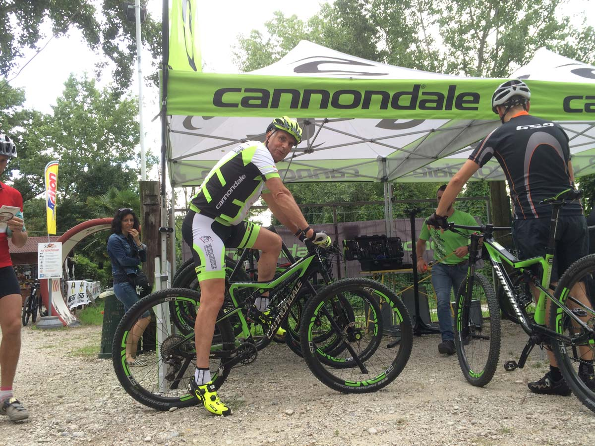 Test Ride Scalpel CANNONDALE