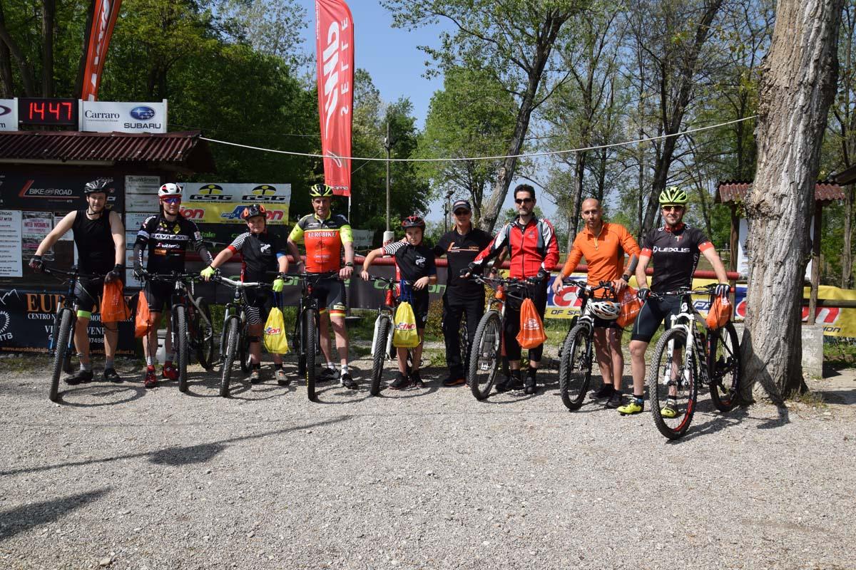 17 aprile 2017: Eurobike Corso Tecnica Base MTB