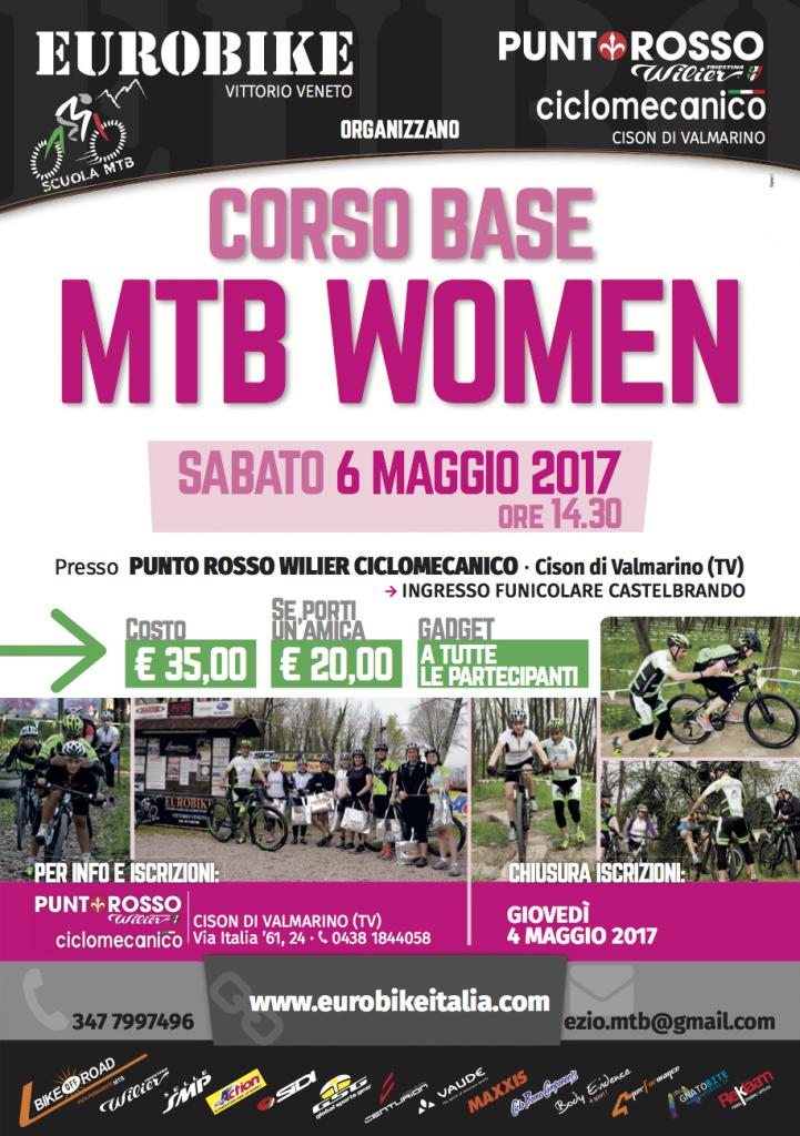 170506 Corso MTB WOMAN