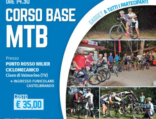 13 maggio 2017: Corso Base MTB