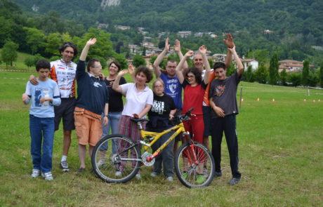 Corso base disabili– Giugno 2012