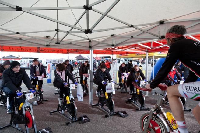 Test Ride 17.03.2013 – Castelfranco spinning diversamente abili
