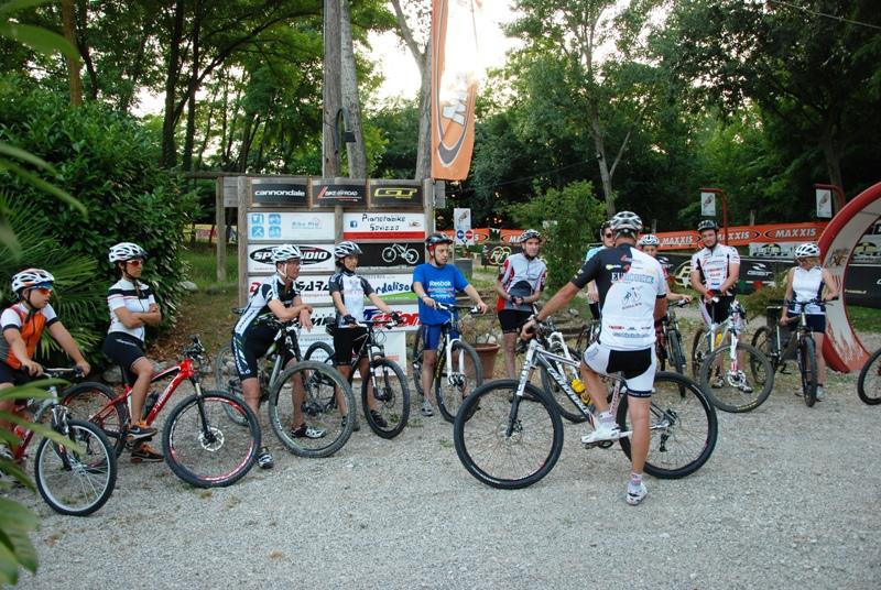 Corsi MTB adulti e bambini – 2 luglio 2013 in pista a Castelfranco Veneto