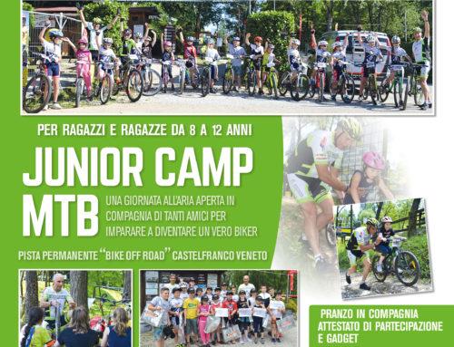 Junior Camp MTB – 24 giugno 2017