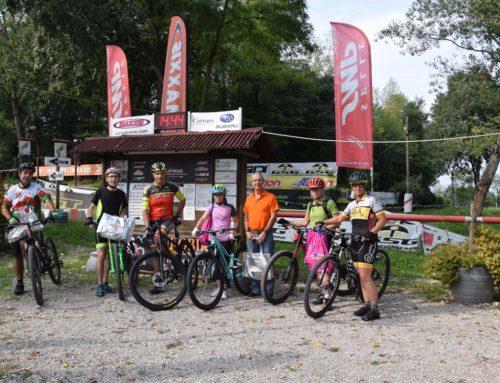 23 settembre 2017: Corso Tecnica Base MTB in pista Bike Off Road