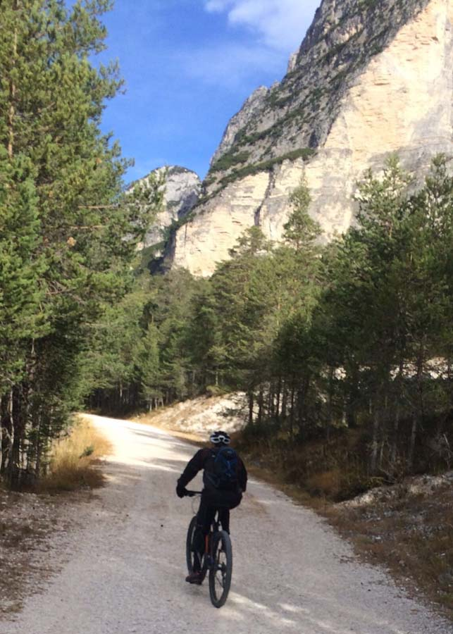 171028 - Eurobike - Escursione in Cadore