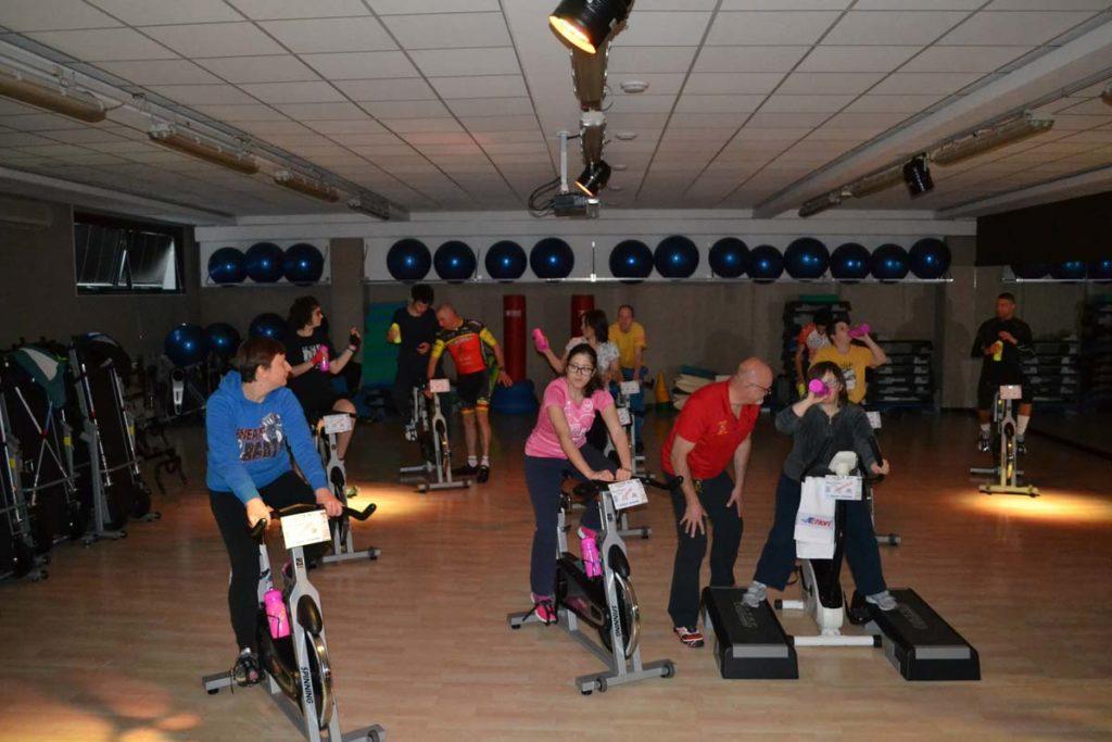 25 novembre 2017 Eurobike Spinning disabili 1a giornata