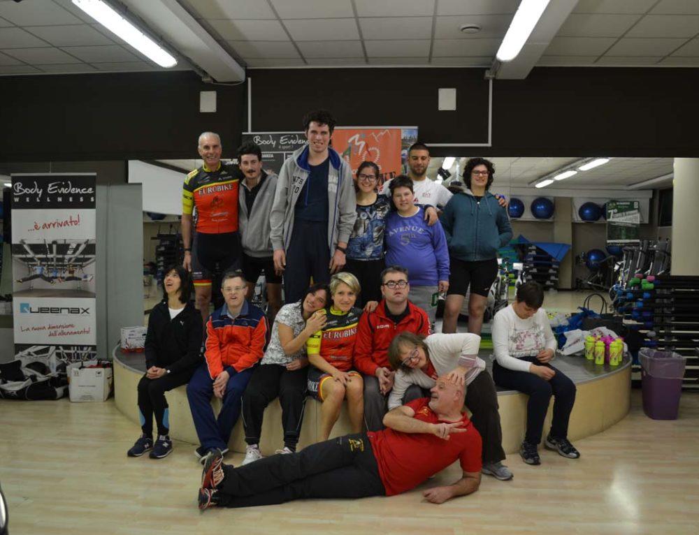 2 dicembre 2017: 2a Giornata Corso Spinning per persone disabili