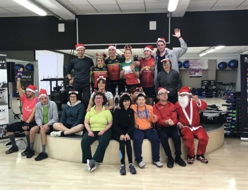 16 dicembre 2017: 7° Corso spinning, i video
