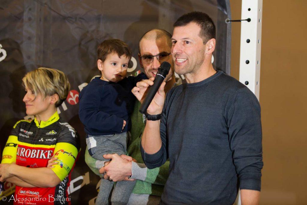 171216 Eurobike Finale Premiazioni Spinning Persone Disabili