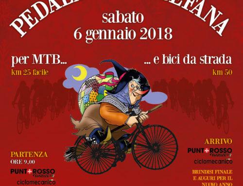 PEDALATA DELLA BEFANA 2018