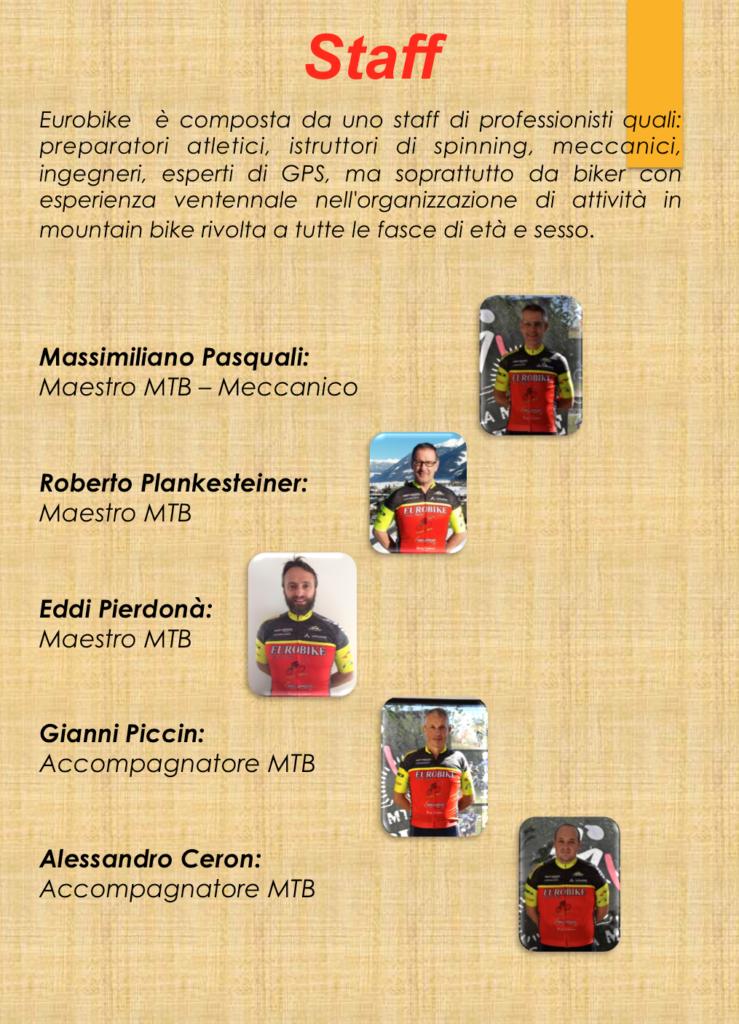 Staff Eurobike Prima parte