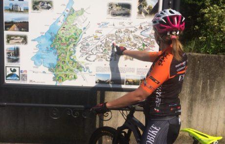 6 maggio 2018: Escursione Eurobike nel Veronese