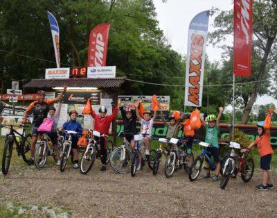 8 maggio 2018: Corso Tecnica Base MTB per bambini presso BikeOffRoad a Castelfranco Veneto