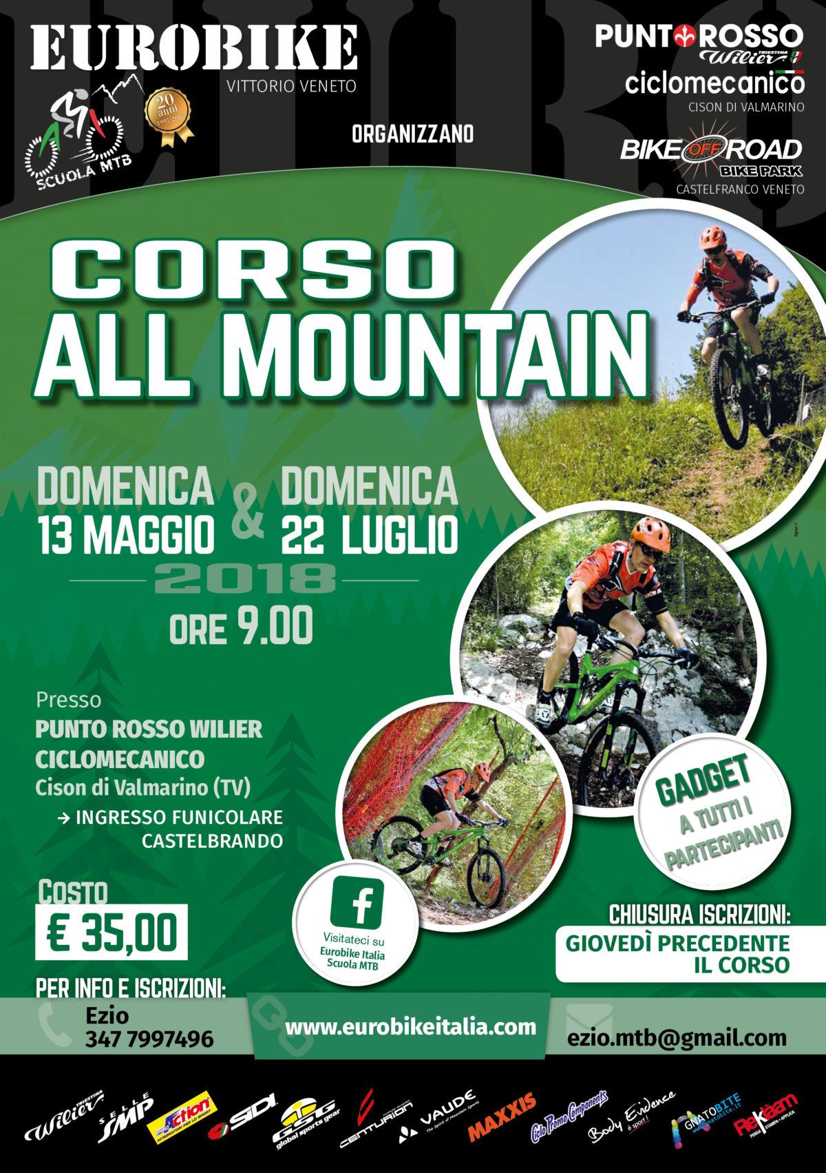 Corso All Mountain Cison di Valmarino