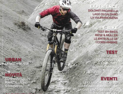 "Eurobike sul magazine ""4 bicycle"""