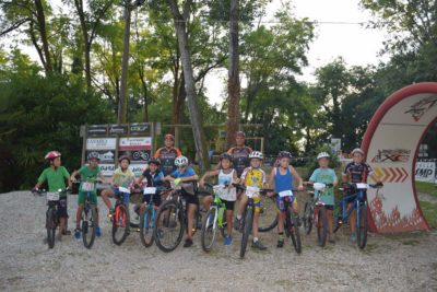 24/07/2018 Eurobike & BikeOffRoad - 3a lezione - Junior training Experience 2018