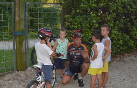 24.07.2018 Eurobike & BikeOffRoad Piccoli -Junior Training Experience 2018