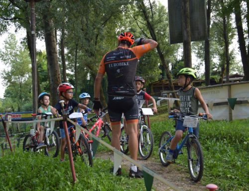 17 luglio 2018: Primo appuntamento Junior Training Experience