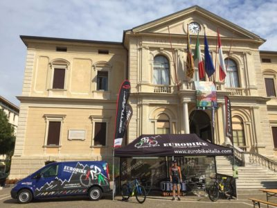 14.09.2018 Eurobike all'evento Tour de Friends a VittorioVeneto