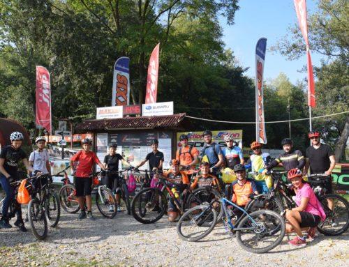 20 ottobre 2018: Corso Tecnica Base MTB in pista Bike Off Road.