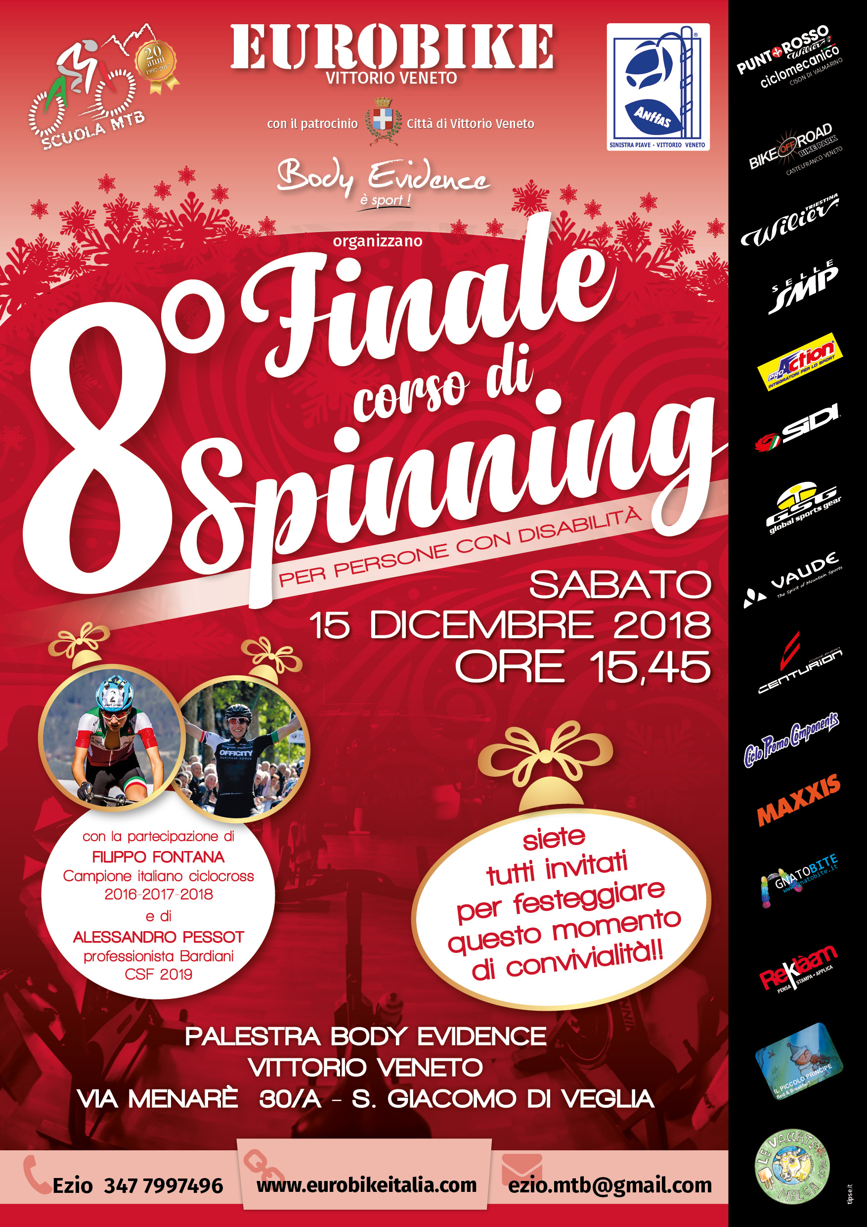 FINALE 8° Corso Spinning