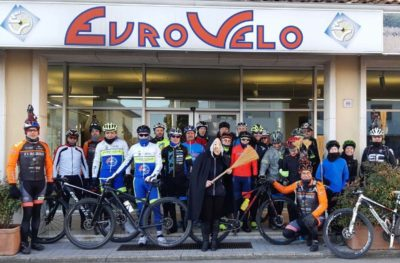 06.01.2019 Eurobike Pedalata della Befana