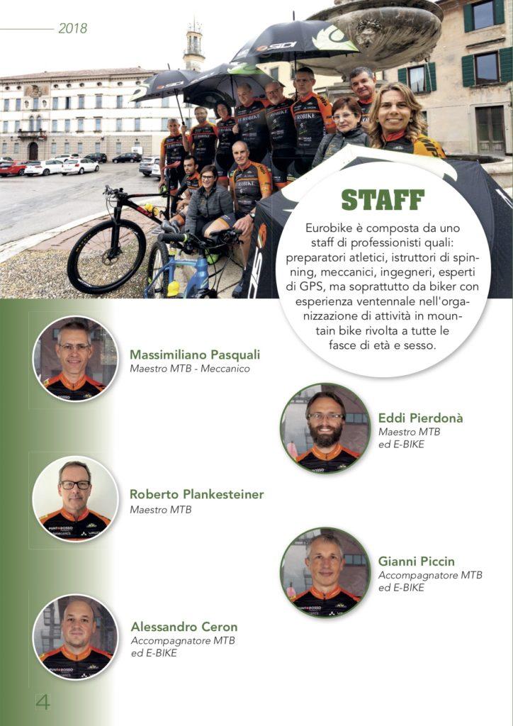 Staff Eurobike 1. parte