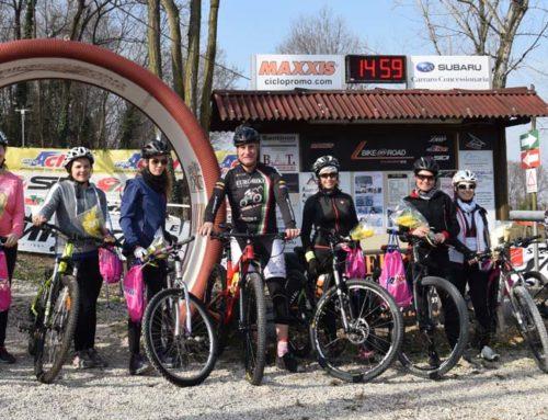 9 marzo 2019: Corso Tecnica Base MTB Donne – Foto e video