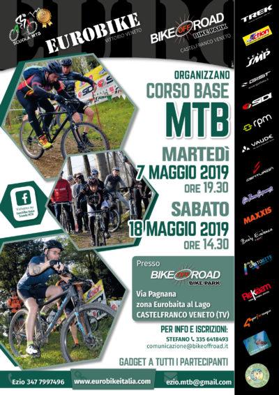 Corso Base MTB Maggio 2019