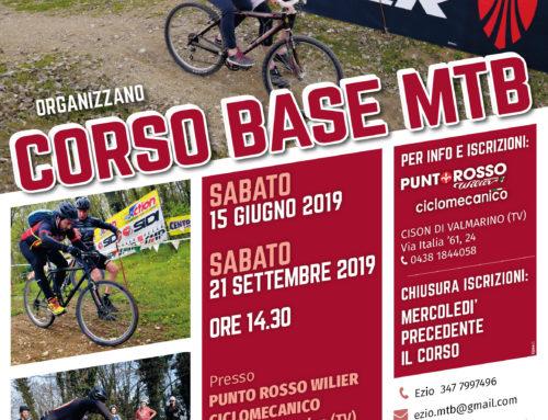 15/06/2019: Corso Base MTB