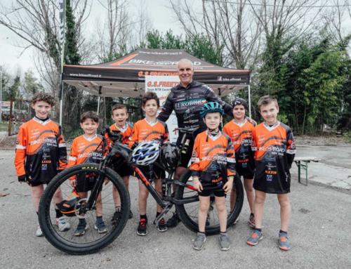 Le Lezioni per ragazzi di Tecnica MTB presso il Bike Park Bike Off Road