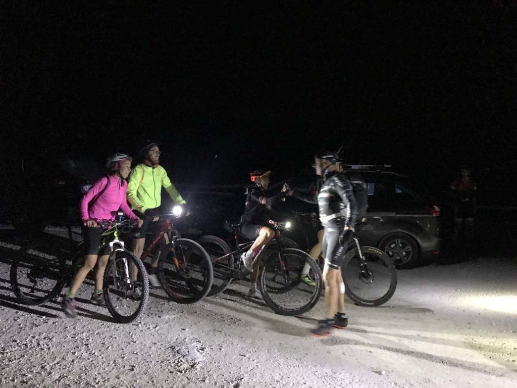 31/08/2019 Cansiglio al Chiar di Luna