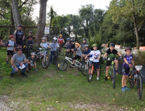 05/10/2019 Corso Junior Training in pista