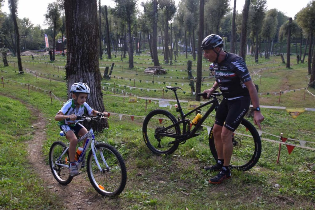 05.10.2019 Eurobike Corso Junior Training