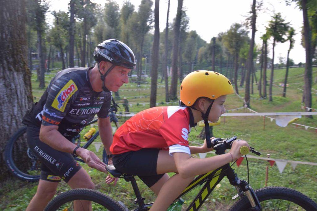 05.10.2019 Eurobike Corso Junior Training