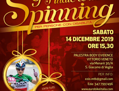 14/12/2019: FINALE 9° CORSO DI SPINNING