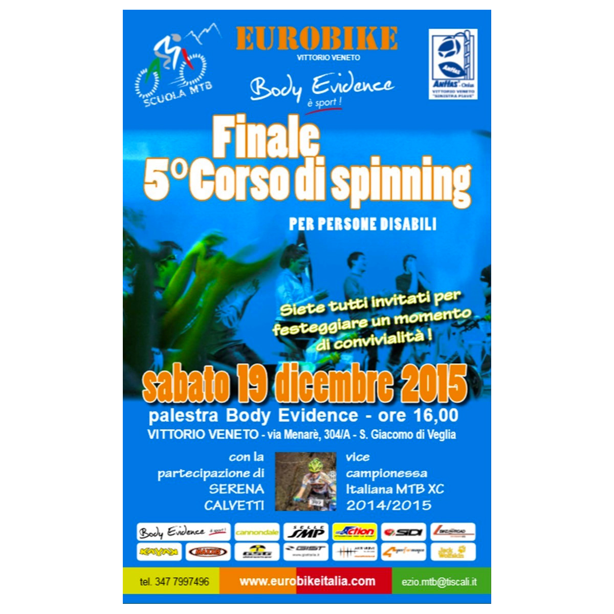 Finale 5° Corso Spinning