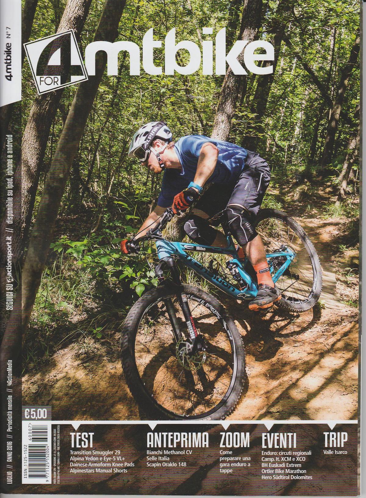 copertina 4mtbike luglio 2016 001