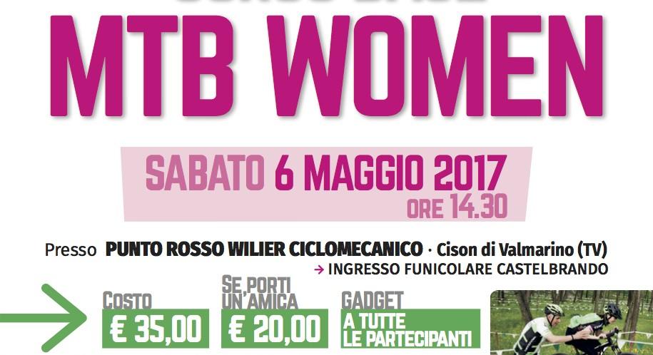 Corso Base MTB Women