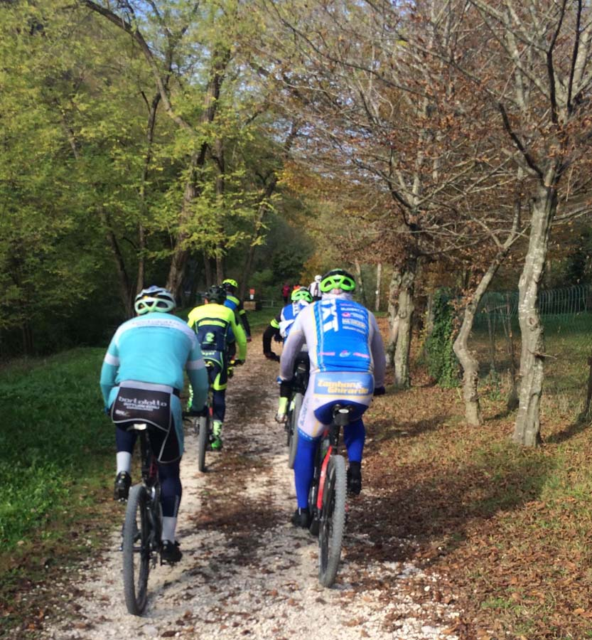 171101 - Eurobike - Escursione in zona Collagù